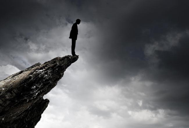 Avoiding the cliff edge