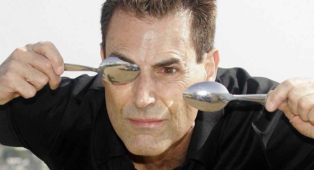 Enter the spoon bender